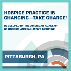 Hospice Practice is Changing - Take Charge! Recording (2016)