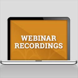 Coding and Medicare Changes for Billing Webinar Recording (2017)