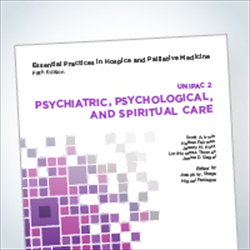 Essentials 2 book:  Psychiatric, Psychological, and Spiritual Care
