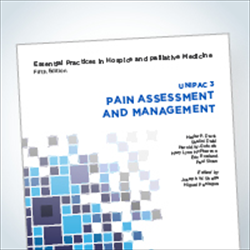 Essentials 3 book: Pain Assessment and Management