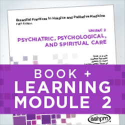 Essentials 2 book with Learning Module: Psychiatric, Psychological, and Spiritual Care