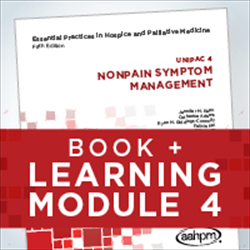 Essentials 4 book with Learning Module: Nonpain Symptom Management