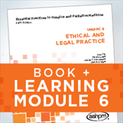 Essentials 6 book with Learning Module: Ethical and Legal Practice