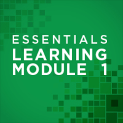 Learning Module for Essentials 1: Medical Care of Patients with Serious Illness