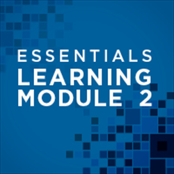 Learning Module for Essentials 2: Psychiatric, Psychological, and Spiritual Care