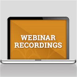 Opioid Therapy in the Seriously Ill: Managing Substance Abuse Risk Webinar Recording