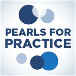 Pearls for Practice: Psychological and Behavioral Symptom Management (2018)