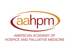 American Academy of Hospice and Palliative Medicine logo